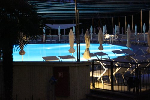 Swimming Pool Hotel Valamar Zagreb