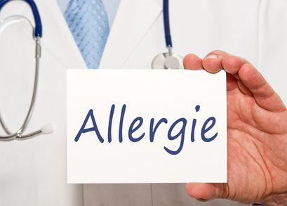Allergie schnell behandeln