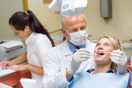 Angst beim Zahnarzt