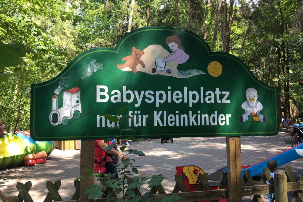 Babyspielplatz