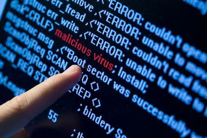 Computervirus vermeiden