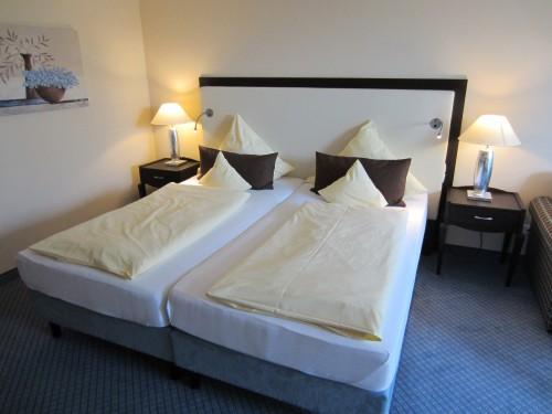 Hotel Churfürstenhof Zimmer