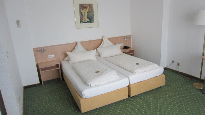 Hotel Löwengarten Zimmer