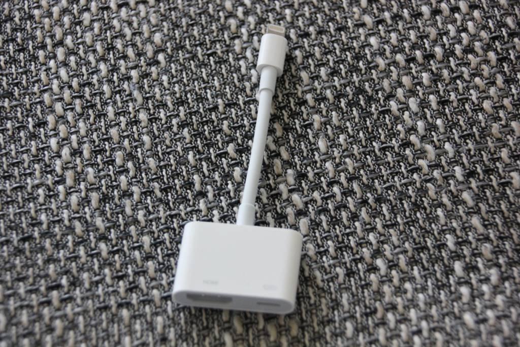 iPad mit Fernseher verbinden