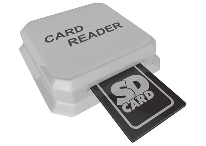 Speicherkartenleser